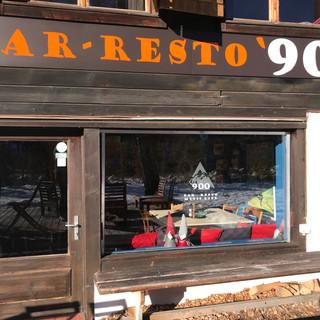 bar resto 900