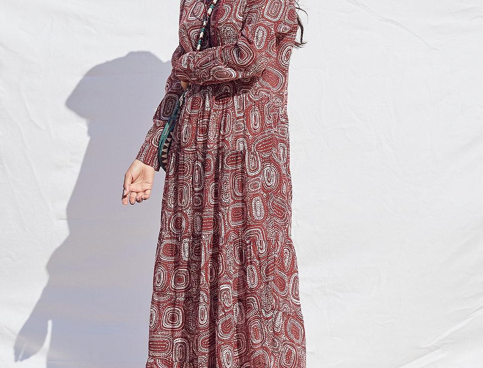 Long dress -NOTSHY