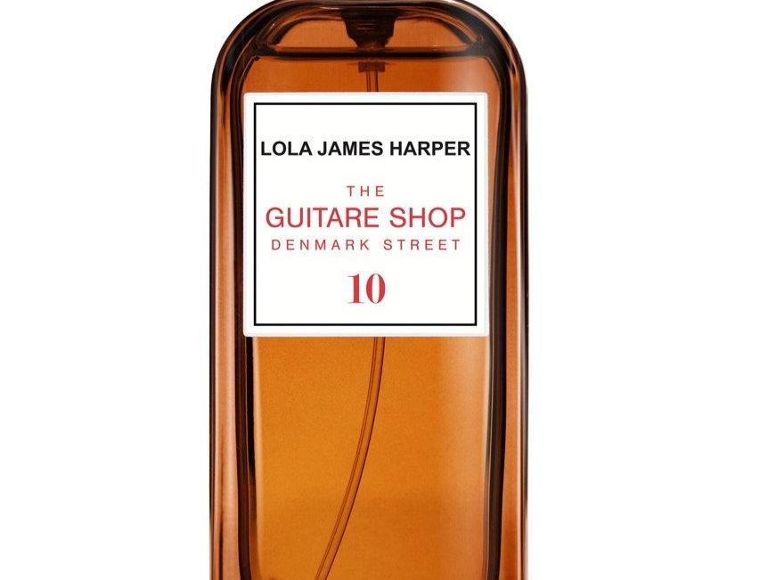 10 The 10 Guitare Shop on Denmark Street 50ML ROOM SPRAY