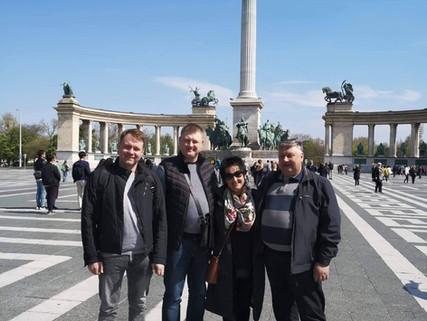 Lietuvos kultūros centrų asociacijos nariai dalyvavo tarptautinėje stažuotėje – seminare Vengrijoj