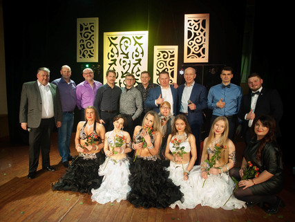 Vestuvinių muzikantų fiesta