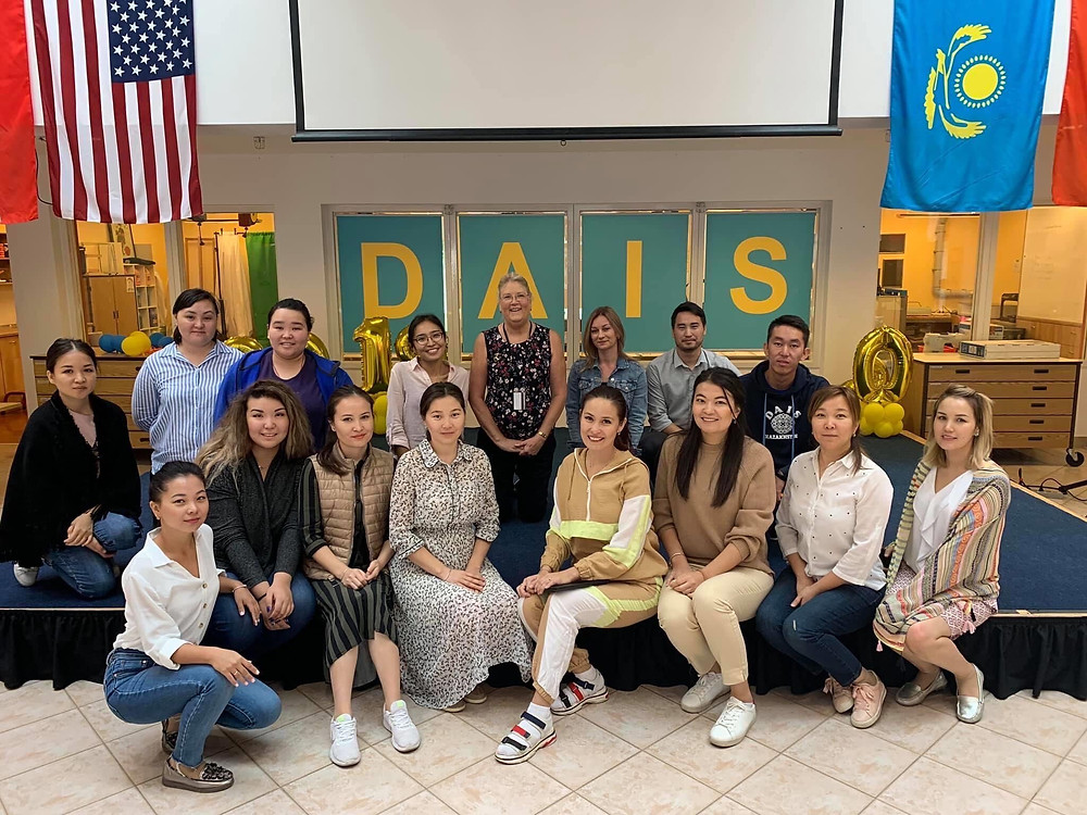 International Schools Services collaborations and caring connections