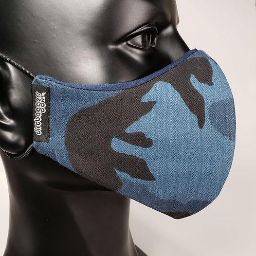 Blue Camo (Wholesale)