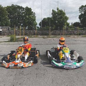 Команда KartFreedom в Полтаве