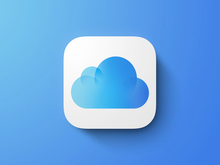 Is my iOS or iPadOS device backed up in iCloud?