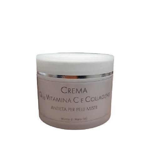 Crema Q10 Vitamina C e Collagene