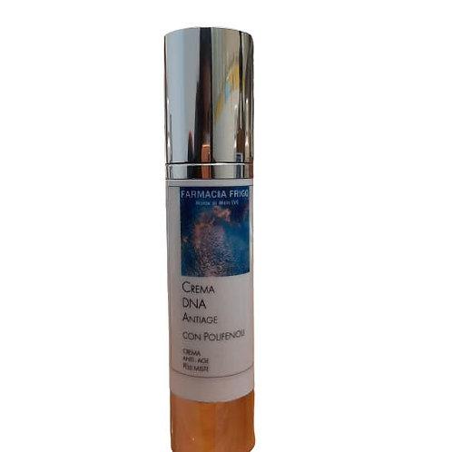 Crema DNA Antiage con Polifenoli per pelli miste