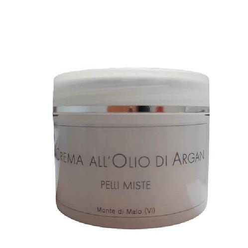 Crema all'Olio di Argan Bio per pelli miste