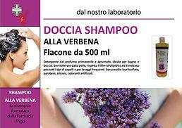 Doccia Shampoo alla Verbena