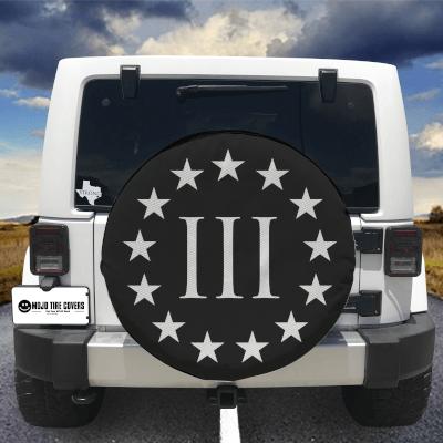 MOJO Tire Cover - III