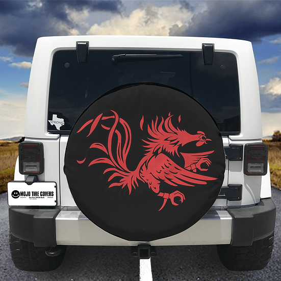 MOJO Tire Cover - Rooster
