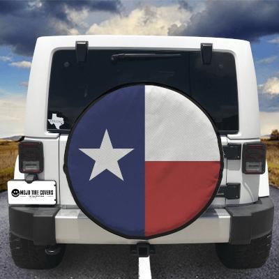 MOJO Tire Cover - Texas Flag