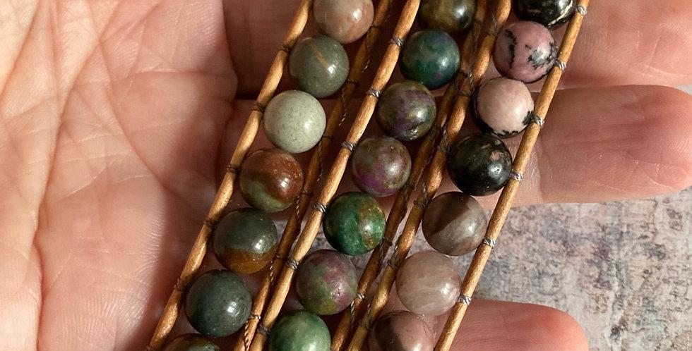 Unisex Single Wrap Bracelets (Winter collection)
