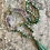 Thumbnail: Chrysoprase & Lilac Amethyst, Green tassel necklace