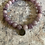 Thumbnail: Natural Stone & Oxidised Silver bracelets (Unisex 2)