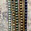 Thumbnail: Single Wrap bracelets in shades of Blue & Gold