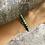 Thumbnail: Chrysoprase & Silver Harmony bracelet