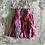Thumbnail: 'Confetti pink' sari-silk earrings