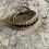 Thumbnail: Eagle Eye and Silver Japanese Glass Wrap bracelet