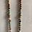 Thumbnail: Flower Jasper Sari-silk Necklace