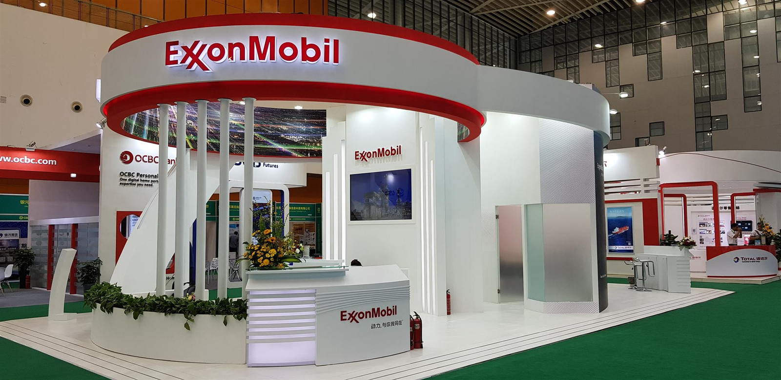 Exhibition Stand Contractors In Doha Qatar : Best exhibition stand design companies in qatar procyon creations