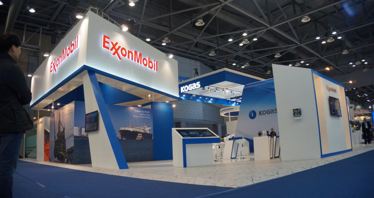 Exhibition Stand Builders In Germany : Best exhibition stand design companies in qatar procyon creations