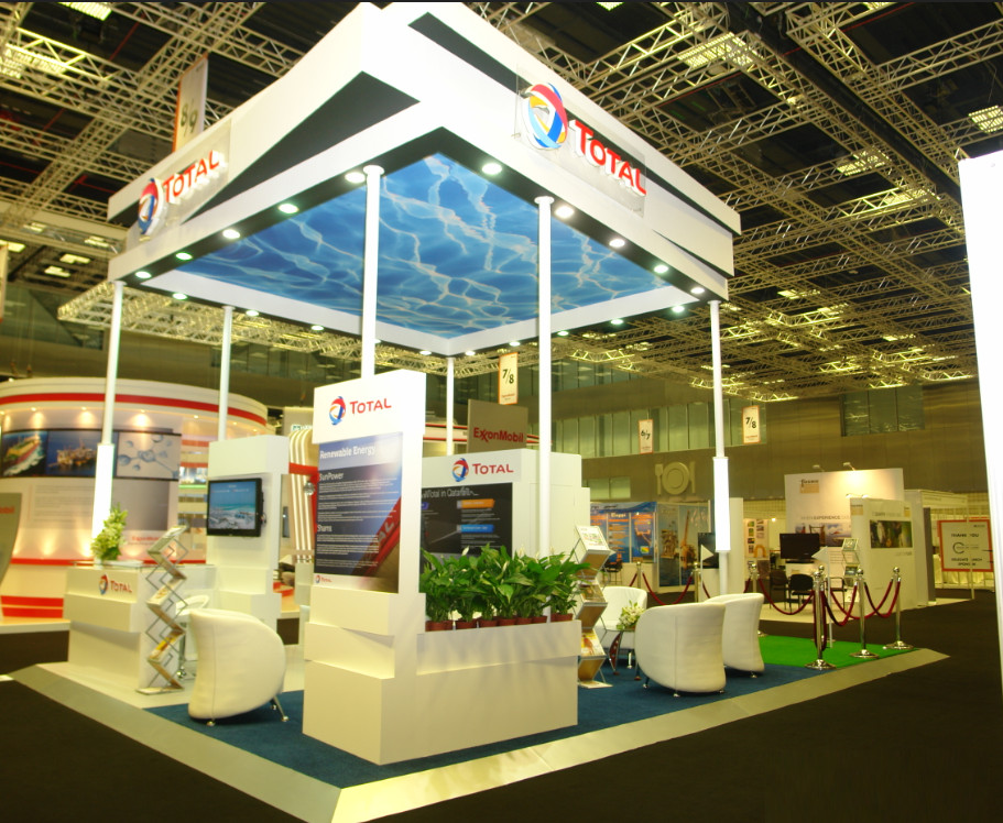 Exhibition Stand Builders Usa : Best exhibition stand design companies in qatar procyon creations