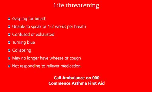 Asthma Emergency