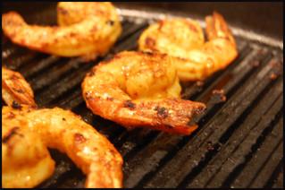 Curry-Chipotle Shrimp