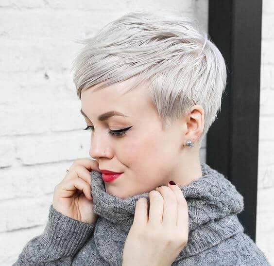 Style Blow Dry Short Hair