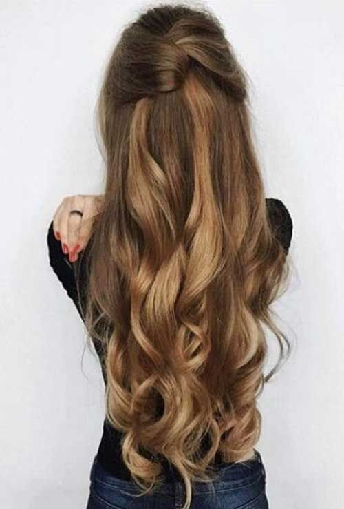 Style Blow Dry Long