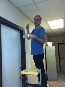 Comme Denis est grand, nous lui avons assigné le découpage en hauteur!