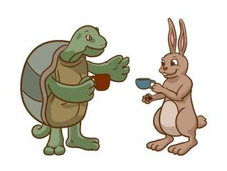 Êtes-vous lièvre ou tortue?