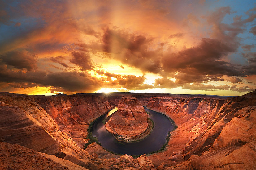Canyonscape FL2960