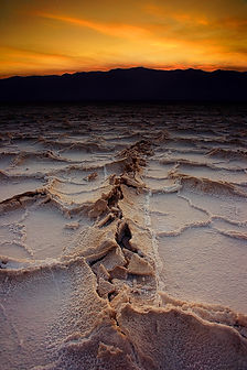 Badwater Death Valley California