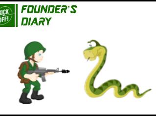 [Founder's Diary] Sepakbola itu Dari Mata Turun ke Kaki (Bagian-2)