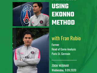Developing Smart Players using Ekkono Method | Zoom, 09.09.2020