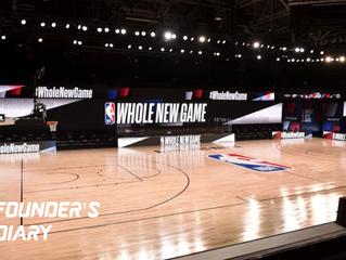 [Founder's Diary] Dahsyat! PSSI Putar Liga EPA Tiru Gaya NBA