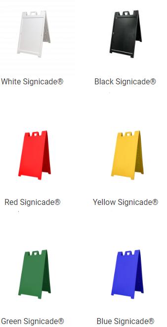 Signicade Colors