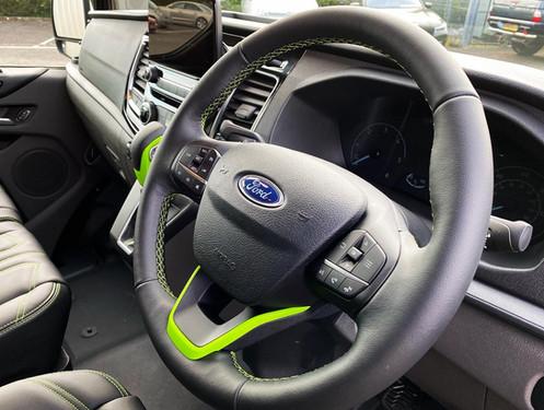 Raceline Ford Transit Custom G4 Sport