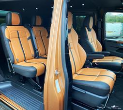 VW TRANSPORTER T6.1 RACELINE GTS