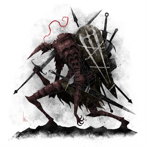 The Rueful Knight