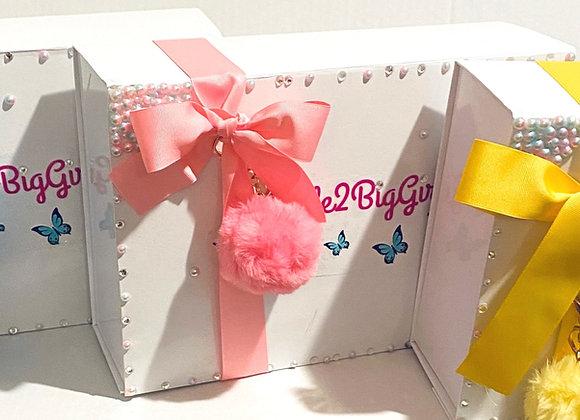 Pygmy Butterfly Box