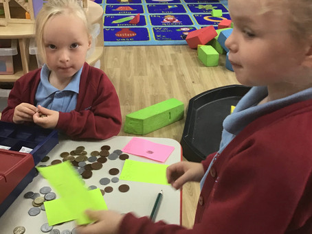 Some super learning in reception