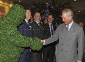 Topiary meets Prince Charles
