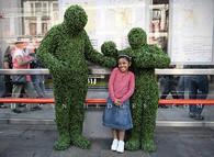 Living Topiary Regent Street