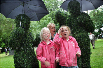 Living Topiary with Children