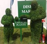 Living Topiary Unusual Plants