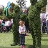 Human Hedges London Festival