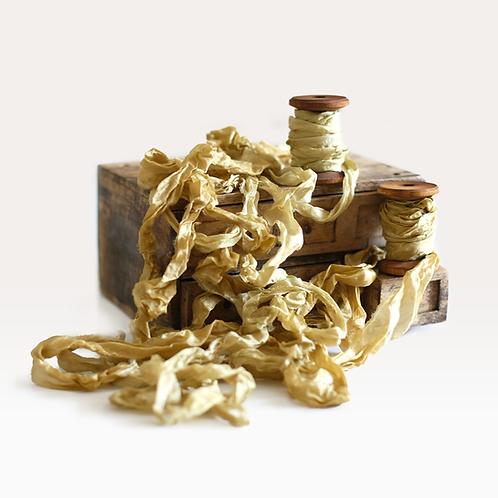 Античное золото · мятая
